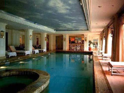 Hotel ad Amsterdam Piscina
