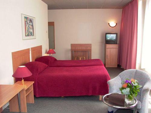 Le camere da letto degli Hotel ad Amsterdam