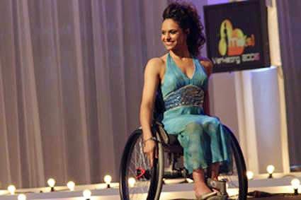 Miss Ability, una partecipante del Reality