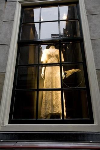 Amsterdam, atelier al posto di vetrine delle prostitute