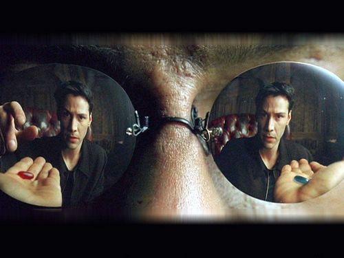 Matrix - La pillola che cancella i ricordi