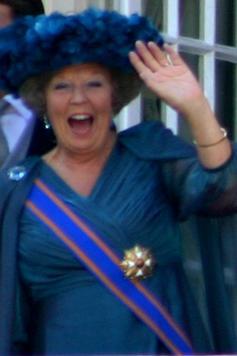 Prinsjesdag, la Sovrana Beatrice