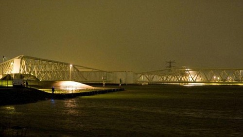 Rotterdam, Dighe