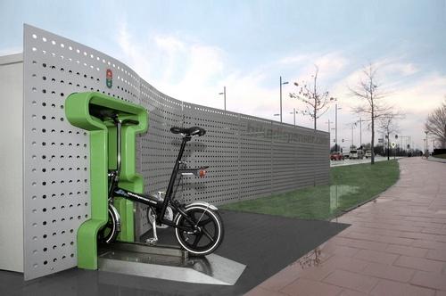 BikeDispenser, la Bicicletta in Affitto
