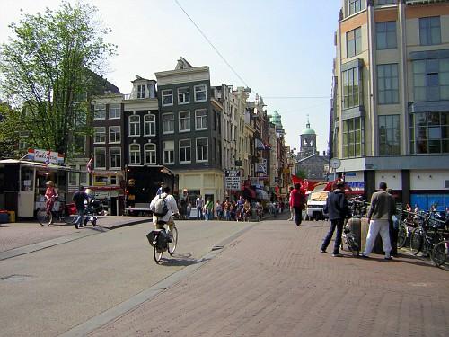 Le Bici di Amsterdam sul Ponte