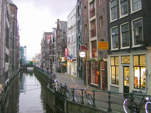 Bici ad Amsterdam, tra i Canali