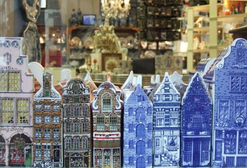 souvenir case tipiche amsterdam