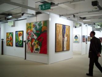 MiArt e l'Olanda, le Esposizioni