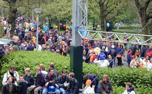 Amsterdam, il Giorno della Regina, Festa e Musica