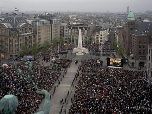 4 e 5 Maggio in Olanda, il Giorno della Memoria ai caduti e della Liberazione