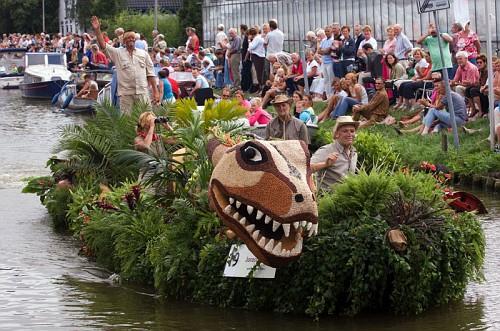 Gli eventi floreali Jurassicpark