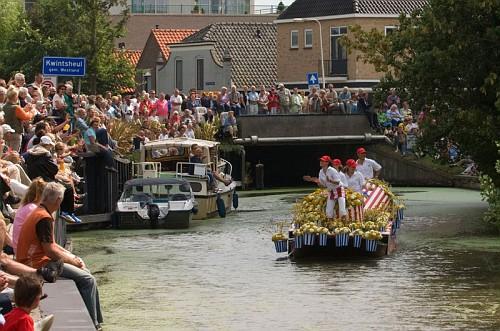 Gli eventi floreali in Olanda ad Agosto e Settembre. Pop Corn
