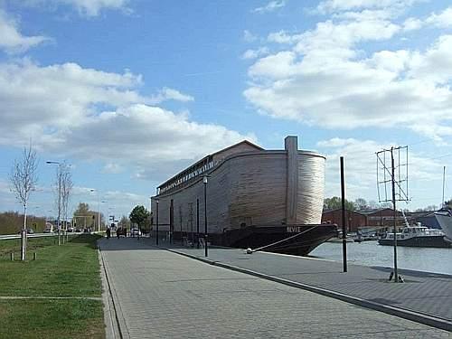 Riprodotta l'Arca di Noè in Olanda