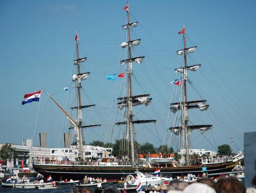 Sail, la competizione dei velieri
