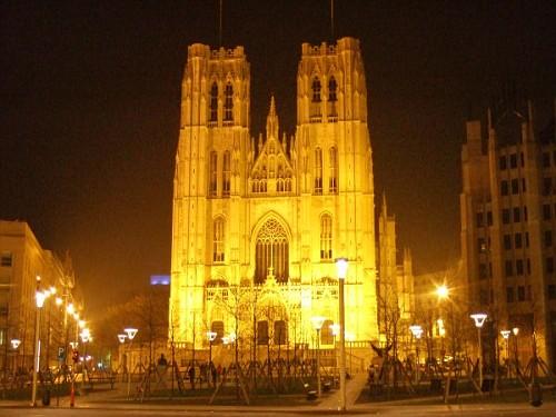 Bruxelles Chiesa
