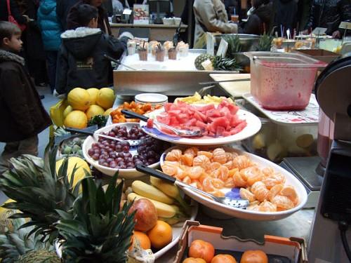 Alimentazione e Frutta Olandese