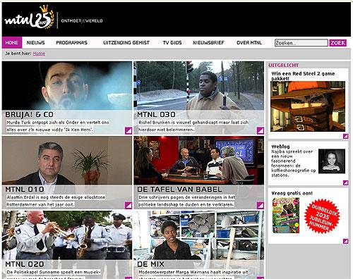 Radio Tv Olandese Verslaggeefster MTNL