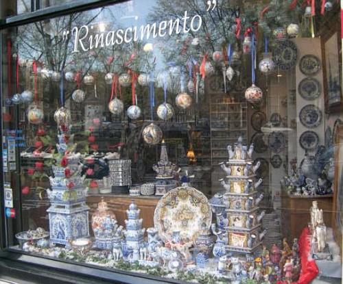 Negozio di Ceramiche di Delft