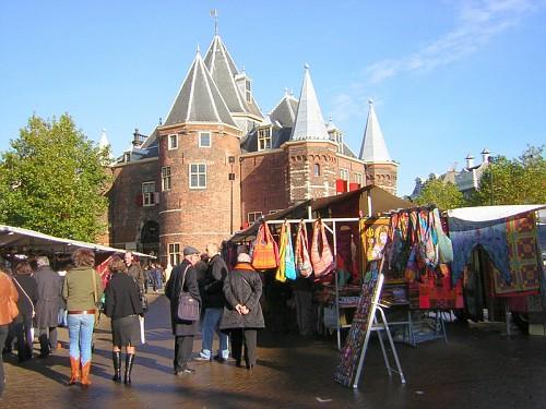 Amsterdam, Mercato