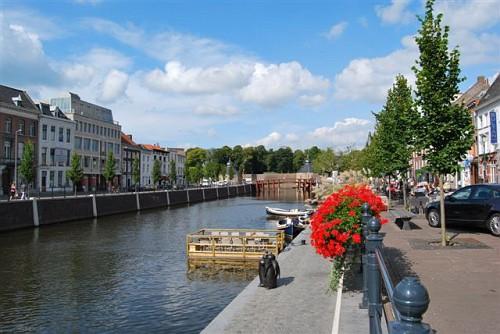 Breda, i Canali