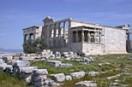 Eretteio e Portico Cariatidi Atene
